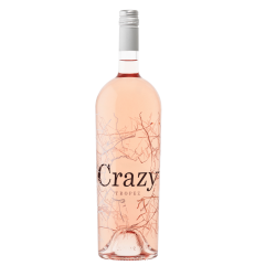 1 Carton Crazy Tropez Rosé 150cL