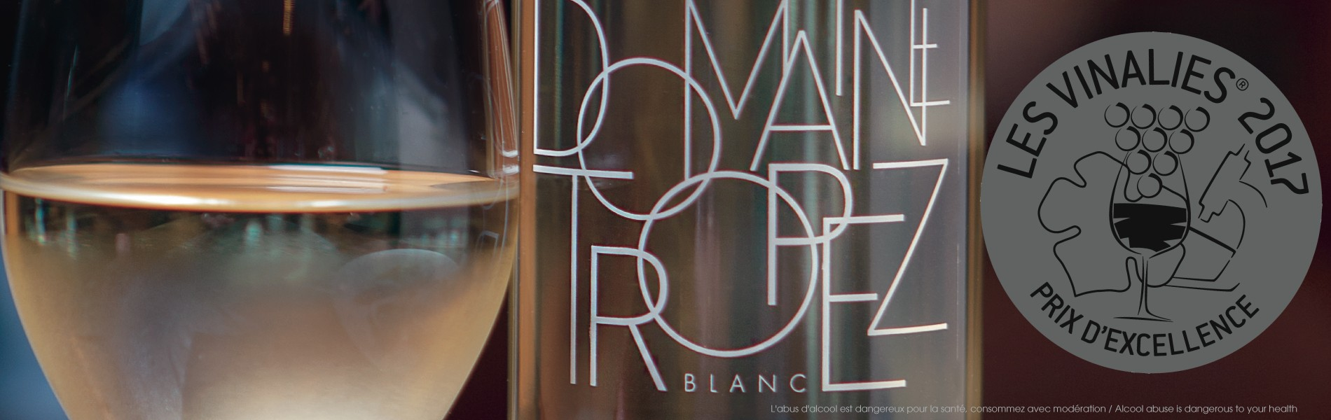 Domaine Tropez Blanc 2017